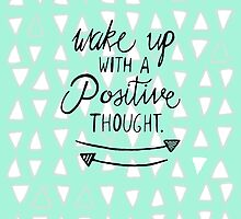 Positive Thought by Tangerine-Tane