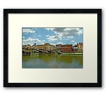 Firenze Italy Framed Print