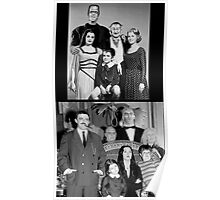 The Munsters and The Addams Family Poster