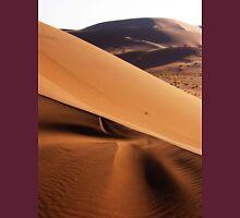 an inspiring Namibia landscape Unisex T-Shirt