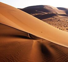 an inspiring Namibia landscape by beautifulscenes