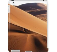 an inspiring Namibia landscape iPad Case/Skin