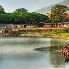 Fewa Lake HDR by adng