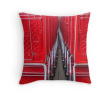 Shopping Anyone? Throw Pillow