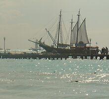 Ship Ahoy! by MarianBendeth