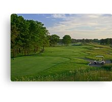 Andy's Little Slice of Heaven on Earth Canvas Print