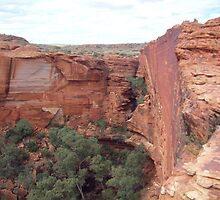 Kings Canyon by rattyandpossum