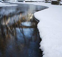 Curvy Creek by Adam Bykowski