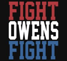 FIGHT OWENS FIGHT One Piece - Short Sleeve