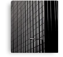 sticking out in all the wrong places.... Canvas Print