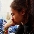 Daughter in Thought by carol selchert
