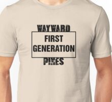 Wayward Pines - First Generation Unisex T-Shirt