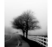 The Fog Rolls In Photographic Print