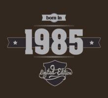 Born in 1985 (Light&Darkgrey) by ipiapacs