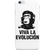 VIVA LA EVOLUCION iPhone Case/Skin