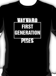 Wayward Pines - First Generation T-Shirt