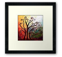 Reaching for the Dream Framed Print