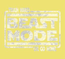 Beast Mode - Train Hard Or Go Home Kids Clothes
