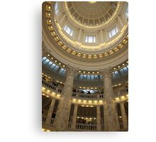 Capital Beauty Canvas Print