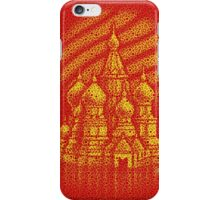 Russian Bricks iPhone Case/Skin