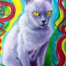 Mishka by Barbara Cliff