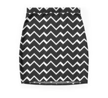 A cool Pattern Just for you !!! Mini Skirt