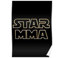 STAR MMA Poster