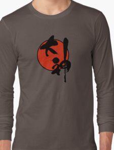 Okami Logo Long Sleeve T-Shirt