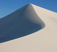 Death Valley Sand Dune by Rob  Holcomb
