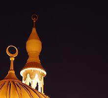 Masjid (Mosque) Nad Al Sheba outside Dubai, UAE by Rob  Holcomb