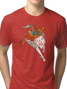 Amaterasu Tri-blend T-Shirt