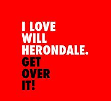 I Love Will Herondale. Get Over It! by flowerxxstyles