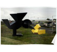Freeway art? Poster