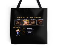Streets of Rage 2 – Select Axel Tote Bag