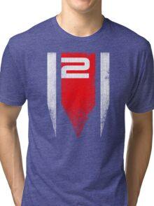 ME2 Grunge Tri-blend T-Shirt