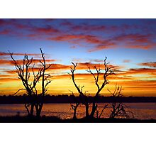 Yangebup Lake - Western Australia  Photographic Print