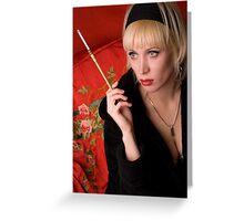 Cabaret_3 Greeting Card