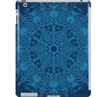 Abstract circular pattern iPad Case/Skin