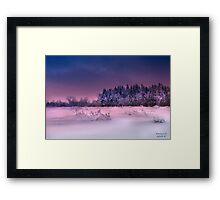 """"""" New Dawn """" Framed Print"""
