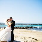 Kiss on the Beach by monkozak