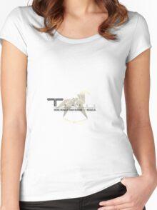 Nexus 6 Women's Fitted Scoop T-Shirt