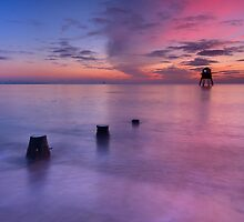Dovercourt Lower Light by AntonyB