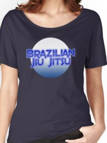 Brazilian Jiu Jitsu Women's Relaxed Fit T-Shirt