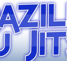 Brazilian Jiu Jitsu Sticker