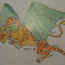 Tigragion by PhoenixArt