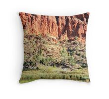 Glen Helen Throw Pillow