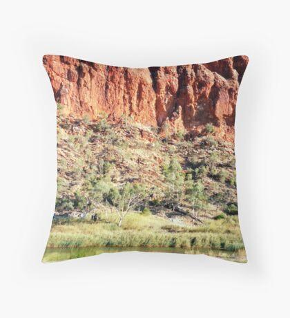 Glen Helen Throw Pillow