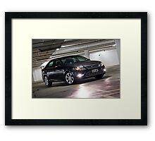 Ford G6E Turbo Framed Print