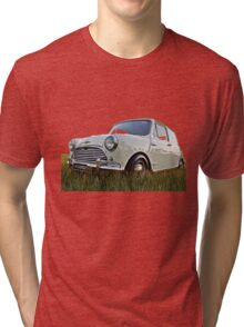 Mini Coope S 1967 Tri-blend T-Shirt