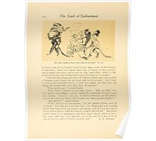 The Land of Enchantment by Arthur Rackham 0118 The Other Walks in Front Poster